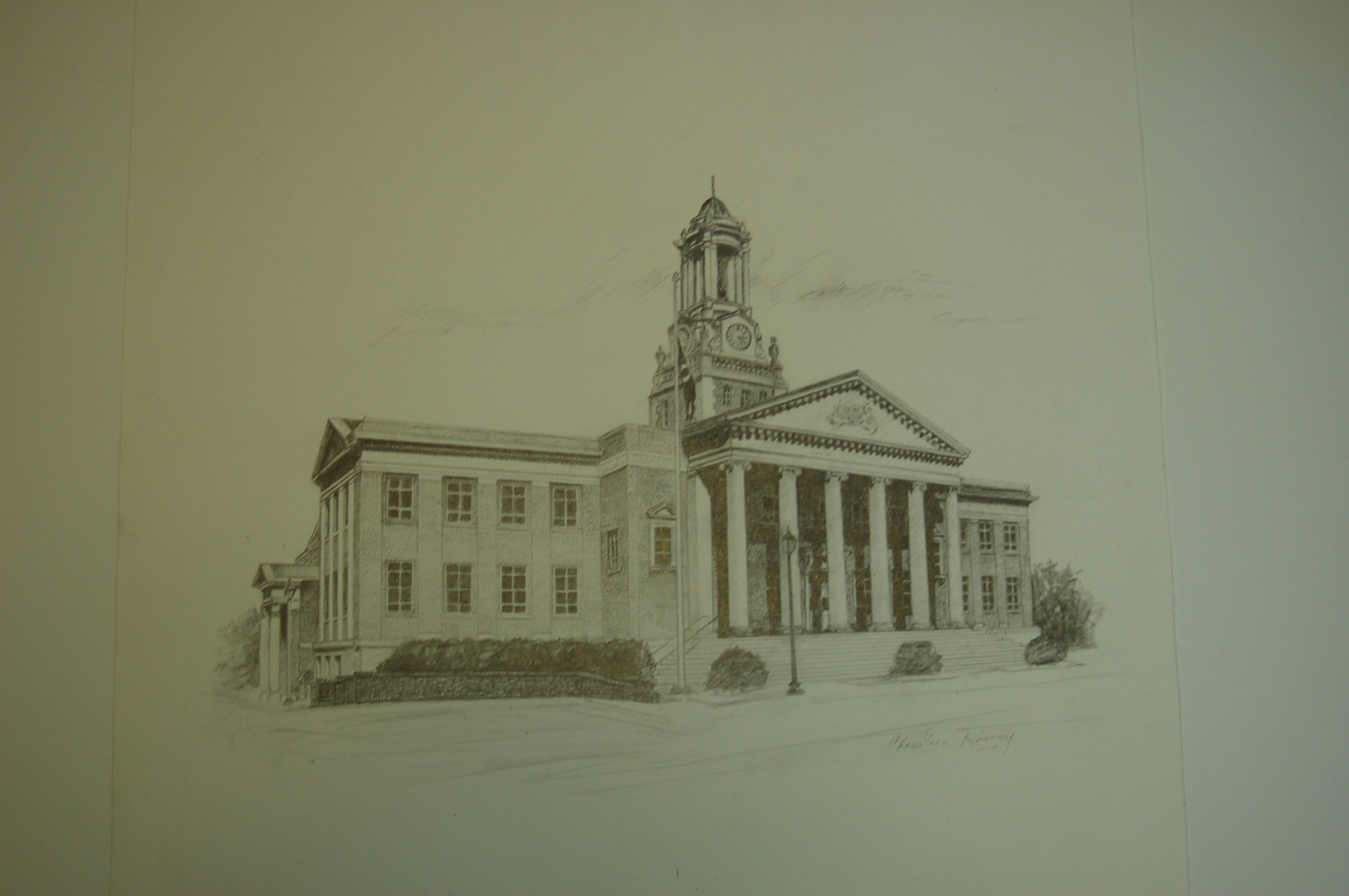 """Bedford Courthouse"""